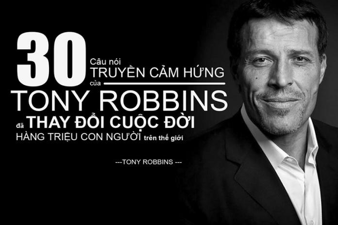Câu nói hay của Tony Robbins