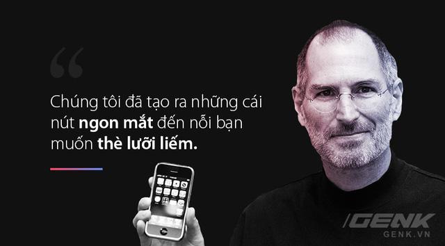 Những câu nói bất hủ của Steve Jobs