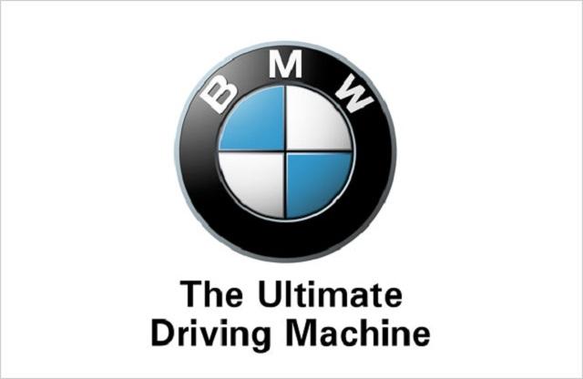 slogan BMW
