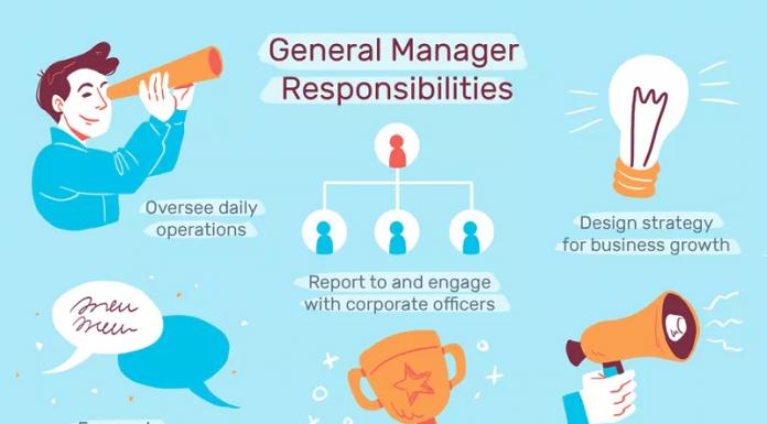 general manager là gì