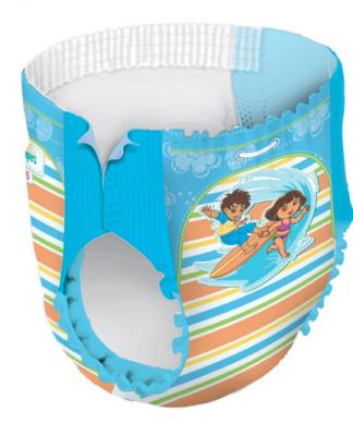 Bỉm bơi cho bé