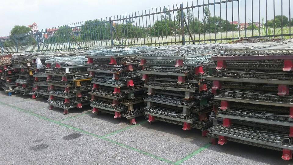 Thu mua phế liệu sắt được thực hiện theo quy trình hợp lý