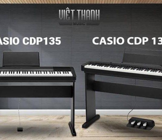 So sánh đàn Piano CDP-S100 và CDP-135