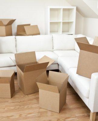 thùng carton chuyển nhà
