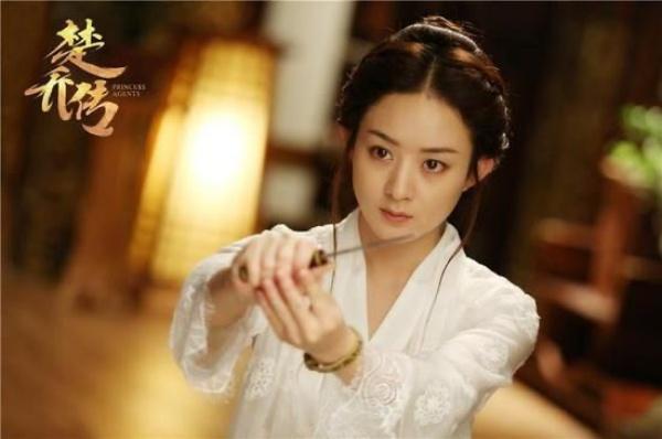 Top 10 phim xuyên không Trung Quốc hay - Sở Kiều Truyện