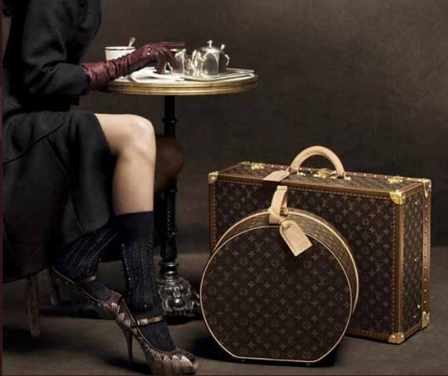 Louis Vuitton - Top các thương hiệu thời trang nổi tiếng thế giới