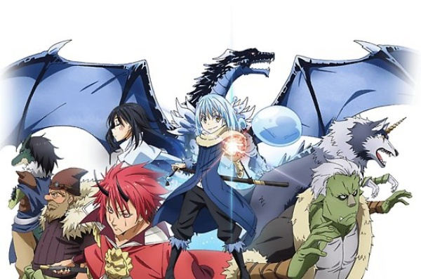 That time i got Reincarnated as a smile