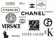 thương hiệu thời trang nổi tiếng thế giới