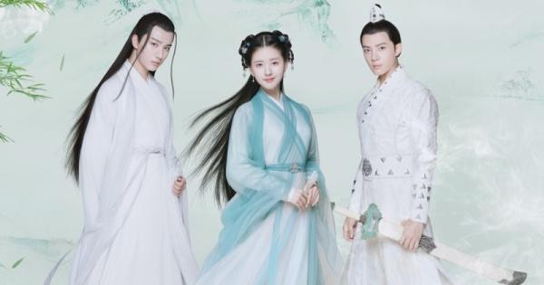 Xuân hoa thu Nguyệt - Top 10 phim xuyên không Trung Quốc hay nhất