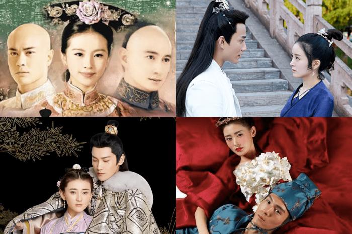 Top 10 phim xuyên không Trung Quốc hay