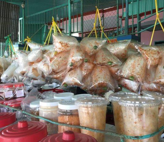 Ăn bánh tráng Tây Ninh có mập không