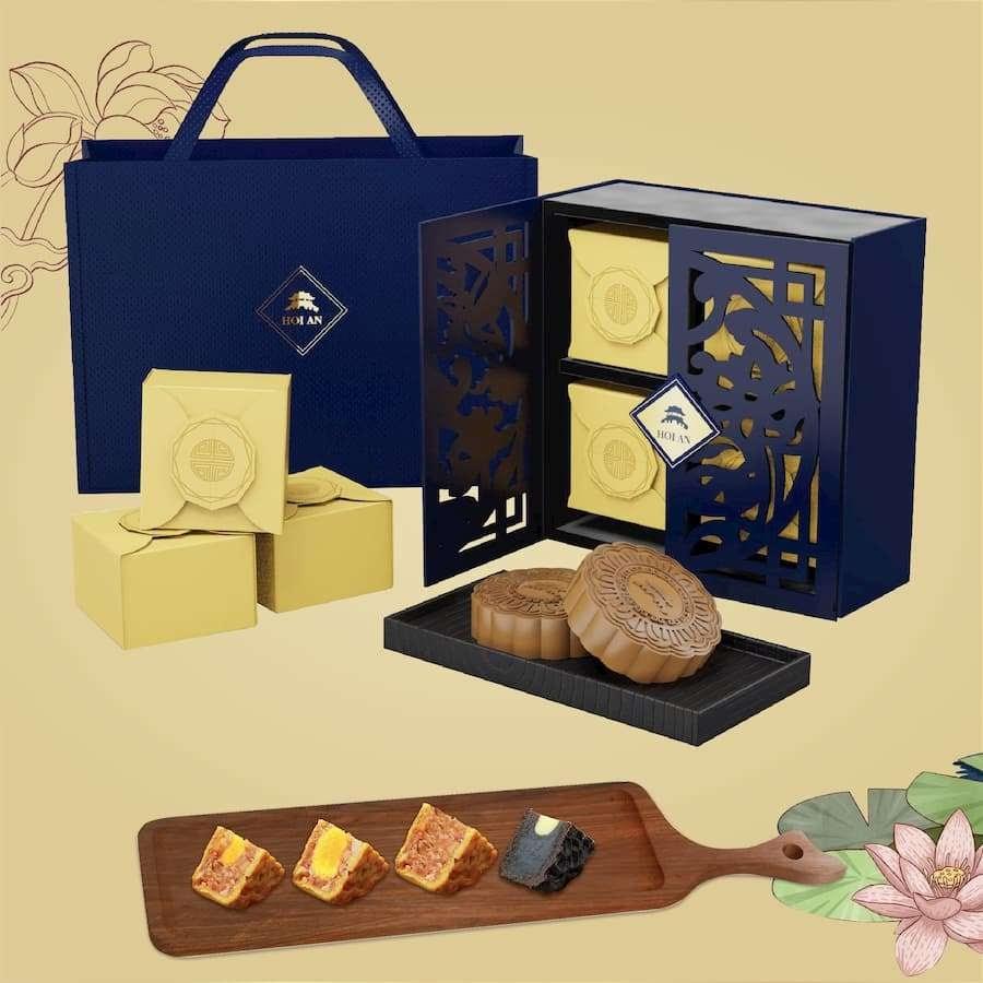 Khoảng thời gian từ 2 tuần trước ngày Rằm Trung thu là thời điểm thích hợp nhất để bạn có thể mua bánh, đây cũng là khoảng thời gian hợp lý để mang bánh biếu tặng.