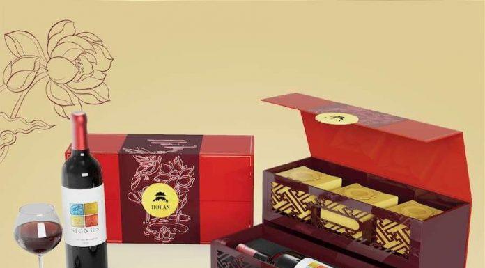 Hình ảnh Combo hộp bánh trung thu Tâm Giao của Hội An Mooncake.
